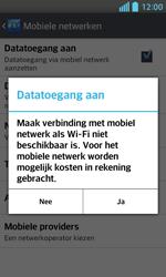 LG E460 Optimus L5 II - Internet - Handmatig instellen - Stap 7