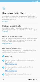 Samsung Galaxy Note 8 - Primeiros passos - Como ligar o telemóvel pela primeira vez -  19