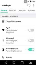 LG K4 (2017) (LG-M160) - Bluetooth - Aanzetten - Stap 2