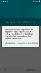 Samsung Galaxy J5 - Primeiros passos - Como ligar o telemóvel pela primeira vez -  10