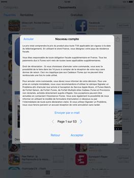 Apple iPad Pro (9.7) - Applications - Télécharger des applications - Étape 9