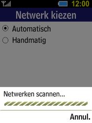 Samsung B550H Xcover 550 - Netwerk - gebruik in het buitenland - Stap 9