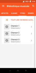 Alcatel 1X - Photos, vidéos, musique - Ecouter de la musique - Étape 7