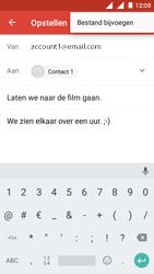 Nokia 3 Dual SIM (TA-1032) - E-mail - Hoe te versturen - Stap 10