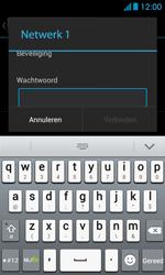 Huawei Ascend Y300 - WiFi - Handmatig instellen - Stap 6
