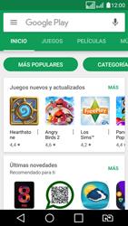 LG K4 (2017) - Aplicaciones - Descargar aplicaciones - Paso 4