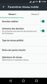 Acer Liquid Zest 4G Plus Double SIM - Internet - Désactiver du roaming de données - Étape 7