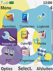 Nokia 7310 supernova - Buitenland - Bellen, sms en internet - Stap 3
