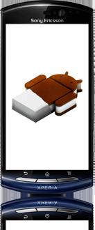 Sony Ericsson Xperia Neo met OS 4 ICS