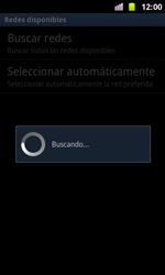 Samsung I8160 Galaxy Ace II - Red - Seleccionar una red - Paso 7