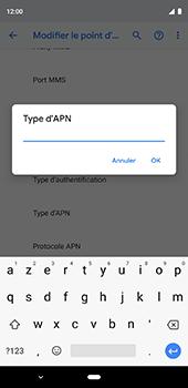 Google Pixel 3XL - Internet - Configuration manuelle - Étape 15