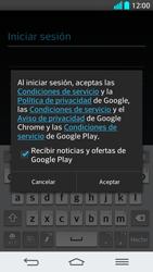 LG G2 - E-mail - Configurar Gmail - Paso 12