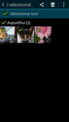 Samsung Galaxy Alpha - Photos, vidéos, musique - Envoyer une photo via Bluetooth - Étape 7