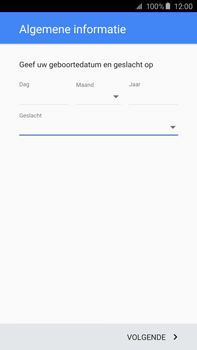Samsung N920 Galaxy Note 5 - Applicaties - Account instellen - Stap 9