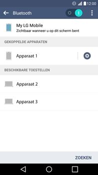 LG H815 G4 - Bluetooth - koppelen met ander apparaat - Stap 11