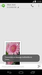 LG D821 Google Nexus 5 - MMS - envoi d'images - Étape 12