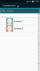 Samsung A300FU Galaxy A3 - Contacten en data - Contacten kopiëren van SIM naar toestel - Stap 10