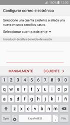 Samsung Galaxy A3 (2016) - E-mail - Configurar Yahoo! - Paso 6