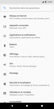 Google Pixel 2 XL - Internet - Configuration manuelle - Étape 4
