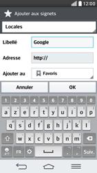 LG G2 mini LTE - Internet - Navigation sur internet - Étape 8