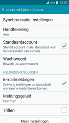 Samsung A300FU Galaxy A3 - E-mail - Instellingen KPNMail controleren - Stap 9
