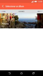 HTC One M8 - Mensajería - Escribir y enviar un mensaje multimedia - Paso 16