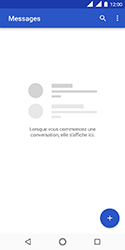 Nokia 3.1 - Contact, Appels, SMS/MMS - Envoyer un SMS - Étape 4