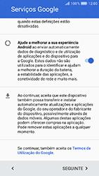 Huawei Y6 (2017) - Primeiros passos - Como ligar o telemóvel pela primeira vez -  9