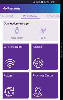 Samsung N915FY Galaxy Note Edge - Applications - MyProximus - Step 19