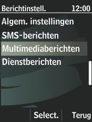 Nokia 301-1 - MMS - automatisch instellen - Stap 9