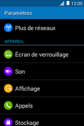 Samsung Galaxy Young 2 - Mms - Configuration manuelle - Étape 4
