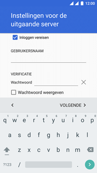 OnePlus 3 - E-mail - Handmatig instellen - Stap 22