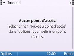 Nokia E5-00 - Internet - Configuration manuelle - Étape 8