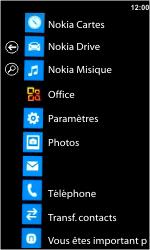 Nokia Lumia 710 - E-mail - envoyer un e-mail - Étape 2