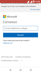 Nokia 1 - E-mail - Configuration manuelle (outlook) - Étape 8