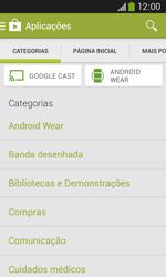 Samsung Galaxy Ace 3 LTE - Aplicações - Como pesquisar e instalar aplicações -  6