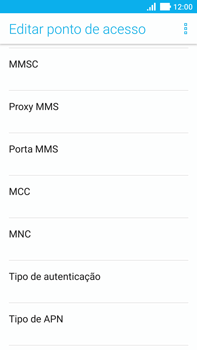 Asus Zenfone 3 - Internet (APN) - Como configurar a internet do seu aparelho (APN Nextel) - Etapa 13