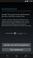 Sony C6603 Xperia Z - Applications - Télécharger des applications - Étape 14