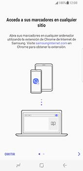 Samsung Galaxy S8 - Internet - Configurar Internet - Paso 22