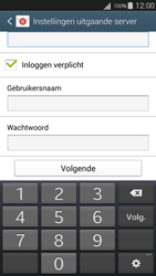 Samsung Galaxy S3 Neo (I9301i) - E-mail - Account instellen (POP3 zonder SMTP-verificatie) - Stap 13