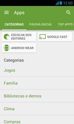 Huawei Y340 - Aplicativos - Como baixar aplicativos - Etapa 5