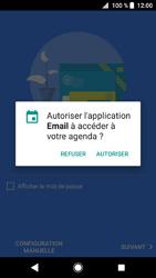 Sony Xperia XZ1 - E-mails - Ajouter ou modifier votre compte Outlook - Étape 12