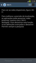 Samsung Galaxy S3 - Wi-Fi - Como ligar a uma rede Wi-Fi -  5