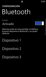 Nokia Lumia 520 - Bluetooth - Conectar dispositivos a través de Bluetooth - Paso 6