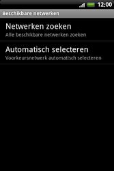 HTC A6363 Legend - Buitenland - Bellen, sms en internet - Stap 8