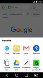 LG K4 2017 - Internet - Hoe te internetten - Stap 18