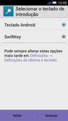 Alcatel POP C7 - Primeiros passos - Como ligar o telemóvel pela primeira vez -  6