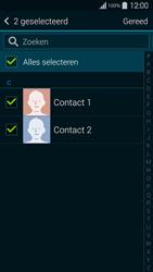 Samsung G900F Galaxy S5 - Contacten en data - Contacten kopiëren van toestel naar SIM - Stap 10