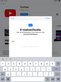 Apple ipad-mini-5-7-9-inch-2019-model-a2124 - Applicaties - Account aanmaken - Stap 24