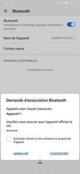 Huawei P30 Pro - Bluetooth - connexion Bluetooth - Étape 9